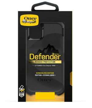 iPhone 11/11 Pro/11 Pro Max Otterbox Defender Case with belt clip holster black for Sale in Canyon Country, CA