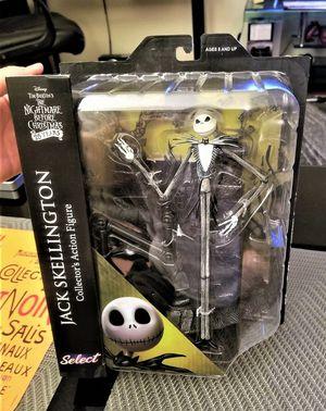 Nightmare Before Christmas Select Jack Skellington Series 1 Action Figure for Sale in Los Angeles, CA