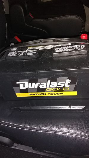 65-DLG 1,000CCA new battery with lifetime warranty for Sale in Carrollton, TX