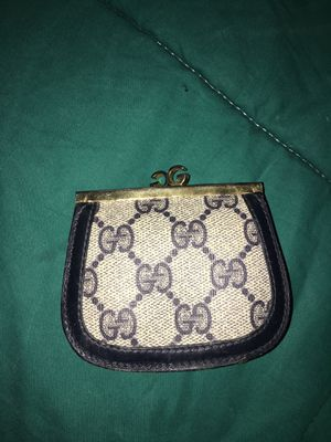 Gucci Coin/Change Purse for Sale in Bedford, NH
