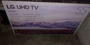 Lg smart tv 55 inch for Sale in Compton, CA