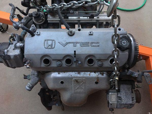 Honda engine for sale