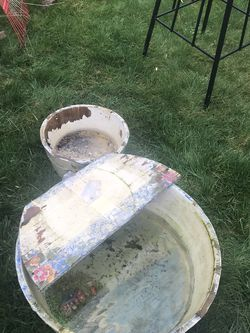 Pieces Of Painted Fountain for Sale in Hillsboro,  OR