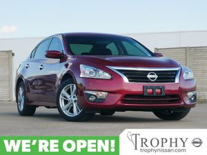 2015 Nissan Altima for Sale in Mesquite, TX