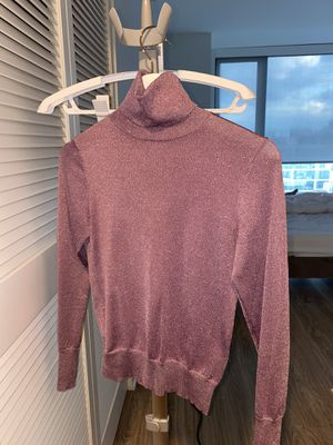 Kate Spade Sparkly Turtleneck Size XXS-XS for Sale in Chicago, IL