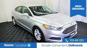 2014 Ford Fusion for Sale in Sterling, VA