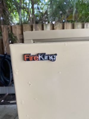 FIRE KING Fireproof file cabinet or ammo safe for Sale in Palm Beach Gardens, FL