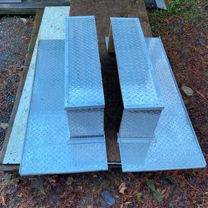 Sprinter Wheel Well Boxes for Sale in Auburn, WA