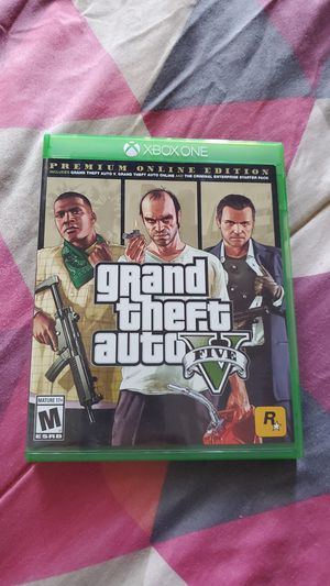Grand Theft Auto V for Sale in Los Angeles, CA