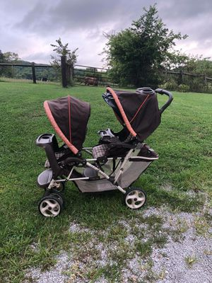 Double stroller for Sale in College Grove, TN