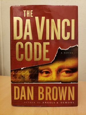 The Da Vinci Code book for Sale, used for sale  San Diego, CA