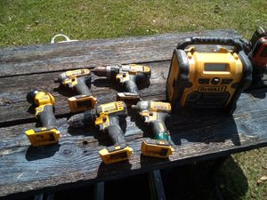 DeWalt 20v stuff for Sale in Bluffton, SC