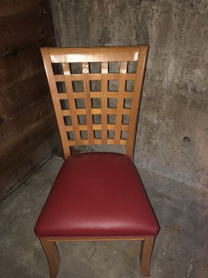 4 table chairs for Sale in Potter, KS