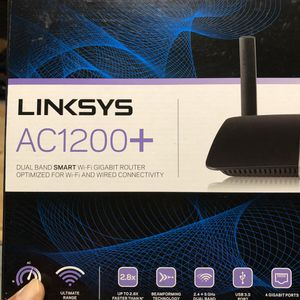 Linksys AC 1200+ for Sale in Lockhart, FL