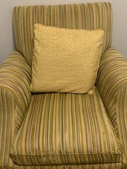 Yellow chair for Sale in Springfield,  VA