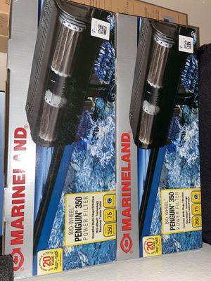 Fish tank aquarium filters for Sale in Hesperia, CA