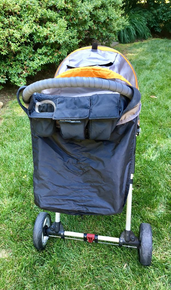 Baby Jogger City Mini Stroller with Luxury Handle Grip, Etc.