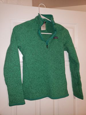 Patagonia better sweater womens small for Sale in Denver, CO