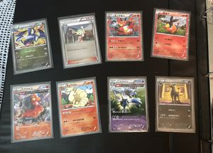 Japanese Pokemon Lot for Sale in Greensboro, NC