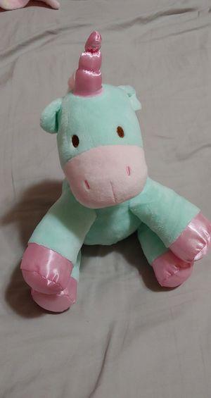 Unicorn stuffed animal for Sale in Dallas, TX