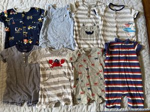 Baby summer clothes for Sale in San Leandro, CA