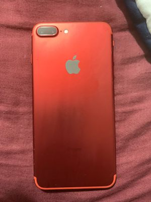iPhone 7 Plus Product Red for Sale in Colorado Springs, CO