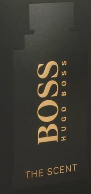 """Hugo Boss mens Colenge. Never been open. 3.3 FL. Oz. """"The Scent ,"""" fragrance. for Sale in Waterford Township, MI"""