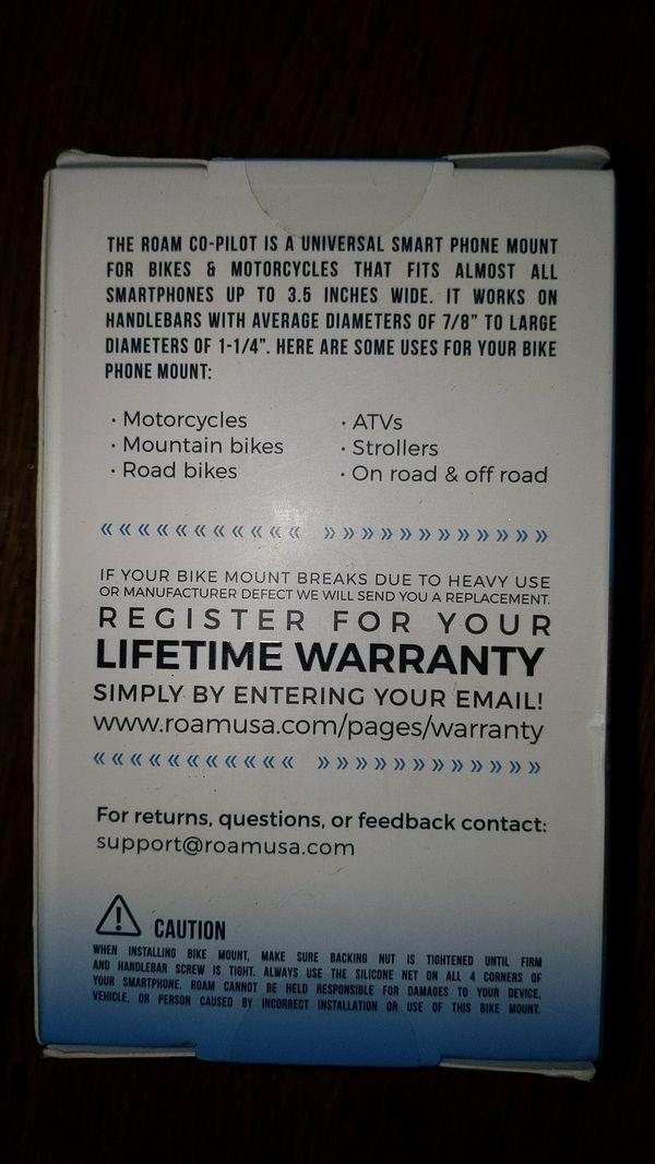 Roam Universal Bike Mount