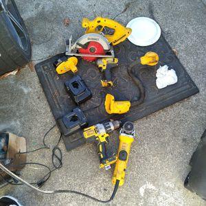 Used Dewalt Tools All Work for Sale in Richmond, CA