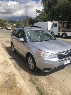 2016 Subaru Forester PREMIUM for Sale in Los Angeles, CA