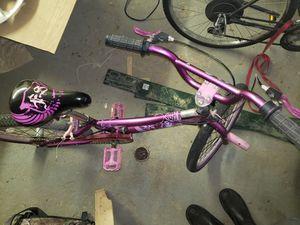 Junior bike for girl for Sale in Wichita, KS