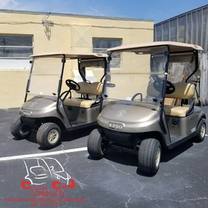 2014 EZ GO TXT GOLF CART for Sale in US