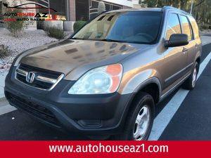 Reliable 2004 HONDA CRV CR-V super economical SUV for Sale in Phoenix, AZ