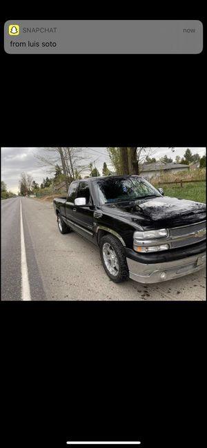 2001 Chevy Silverado for Sale in Lacey, WA