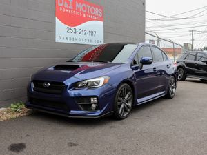 2017 Subaru WRX for Sale in Tacoma, WA