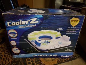CoolerZ floating island for Sale in Kent, WA