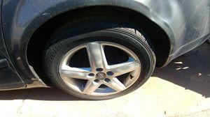 2005 Audi a4 17 inch wheels for Sale in Phoenix, AZ