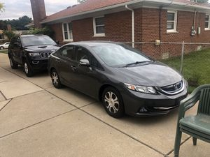 2013 Honda Civic hybrid for Sale in Dearborn Heights, MI