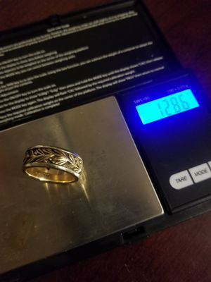 14k Gold wedding ring for Sale in Los Angeles, CA