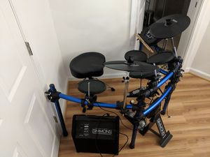 Electric Drum Set - Simmons SD1000 for Sale in Washington, DC