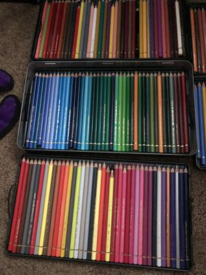 Faber-Castell Poloychromos color pencils for Sale in Norfolk, VA