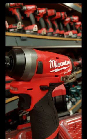 MILWUAKEE M12 FUEL BRUSHLESS SPEED 3GEN IMPACT DRIVER TOOL ONLY BRAND NEW for Sale in San Bernardino, CA