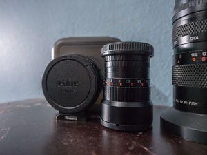 Vintage Lenses MFT for Sale in Houston, TX