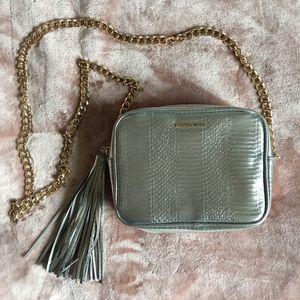 Victoria's Secret Silver Crossbody Bag for Sale in Vancouver, WA