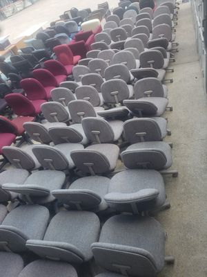 used OFFICE CHAIRS,GAMEROOM CHAIRS FOR SALE!!!!....each for Sale in Houston, TX