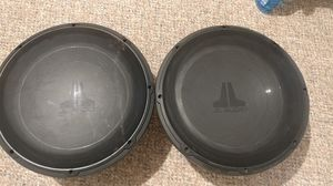2 JL 13W1v2-8 subwoofers for Sale in Hastings, NE