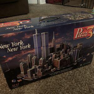 Wrebbet Premium New York Collection Puzzle for Sale in Mesa, AZ