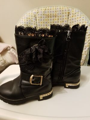 girl boots (todler) for Sale in Fairfax, VA