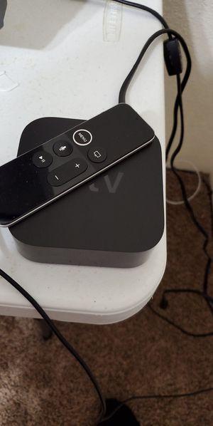 Apple TV 5th gen 4k for Sale in Hughson, CA