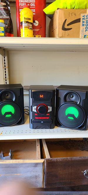 Onn. Bluetooth/cd/radio 100w $40 for Sale in Tumwater, WA